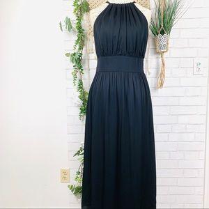 Tommy Bahama black maxi dress size 6